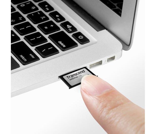 Transcend 256GB JetDrive Lite 330 MacBook Pro Retina - 321322 - zdjęcie 2