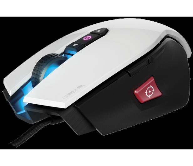 Corsair M65 PRO Optical Gaming Mouse (biała) - 321290 - zdjęcie 3