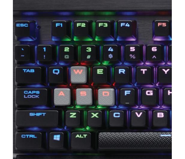 Corsair K65 LUX (Cherry MX Red, RGB) - 321218 - zdjęcie 6