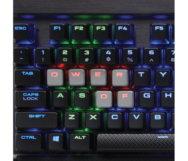Corsair K65 LUX (Cherry MX Red, RGB) - 321218 - zdjęcie 7