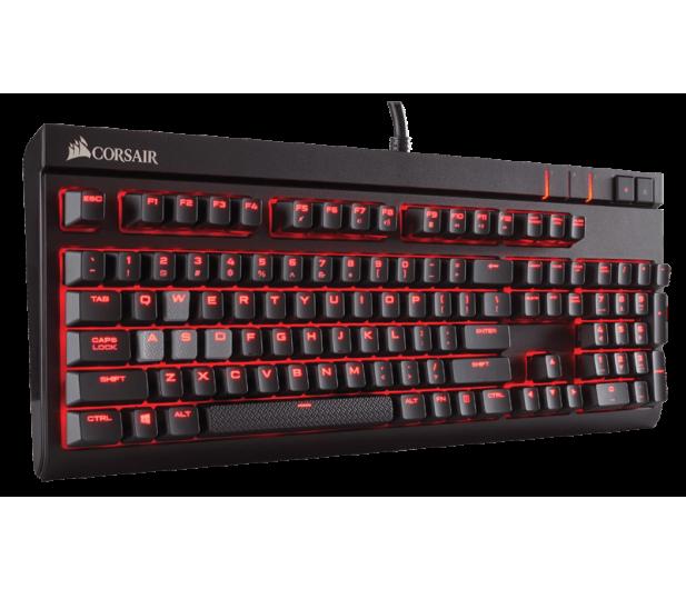 Corsair STRAFE (Cherry MX Red, Red LED) - 321220 - zdjęcie 3