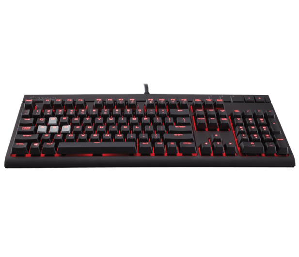 Corsair STRAFE (Cherry MX Red, Red LED) - 321220 - zdjęcie 7