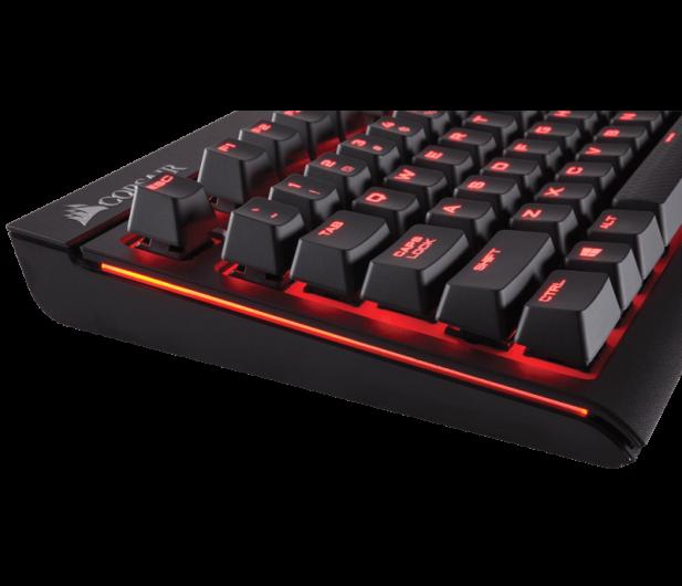 Corsair STRAFE (Cherry MX Red, Red LED) - 321220 - zdjęcie 4