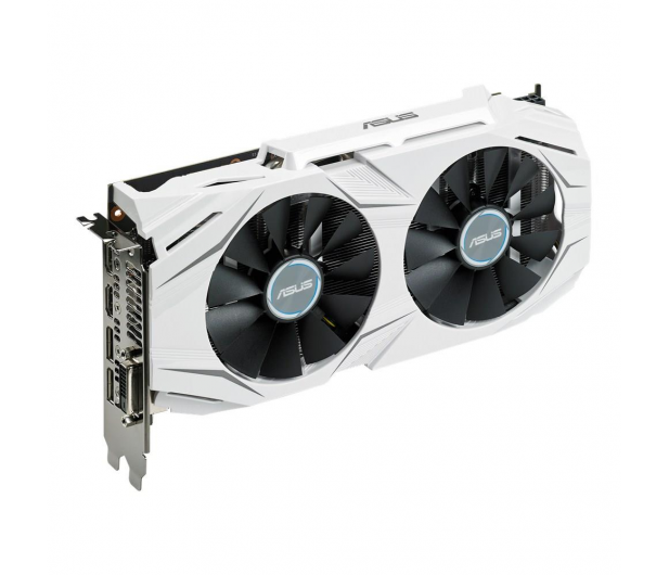 ASUS GeForce GTX 1060 Dual OC 3GB GDDR5 - 321659 - zdjęcie 2