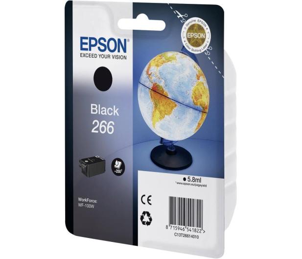 Epson 266 black 250str.  - 322010 - zdjęcie 2