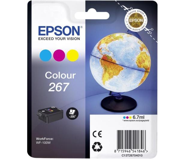 Epson 267 kolor 200str.  - 322011 - zdjęcie