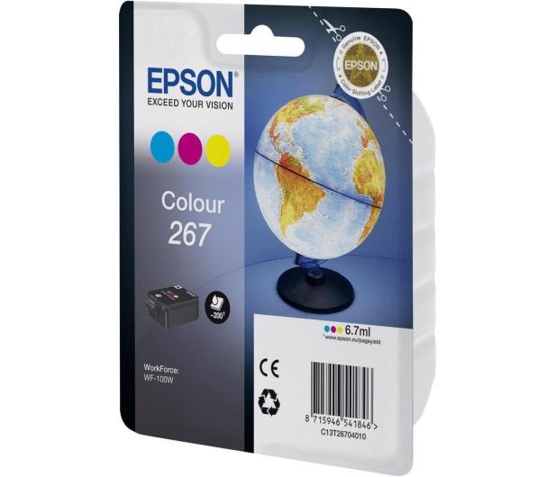 Epson 267 kolor 200str.  - 322011 - zdjęcie 2