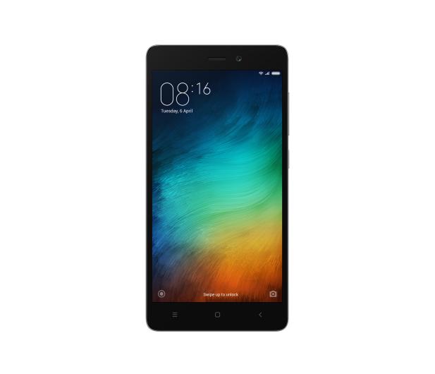 Xiaomi Redmi 3S 16GB Dual SIM LTE Dark Grey - 321946 - zdjęcie