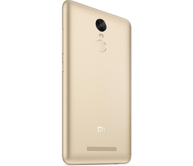 Xiaomi Redmi Note 3 16GB Dual SIM LTE Gold - 301526 - zdjęcie 2