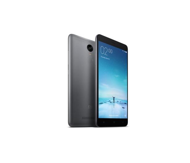 Xiaomi Redmi Note 3 16GB Dual SIM LTE Dark Grey - 301524 - zdjęcie 7