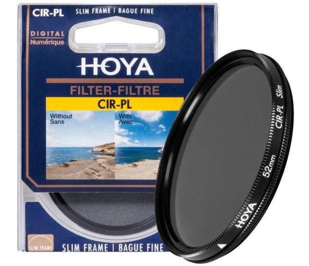Hoya PL-CIR SLIM 52mm - 269378 - zdjęcie