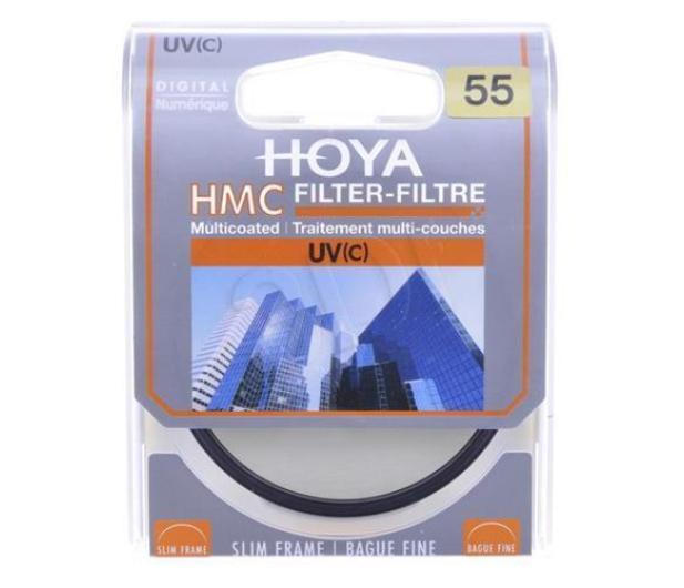 Hoya UV (C) HMC (PHL) 55 mm - 244480 - zdjęcie