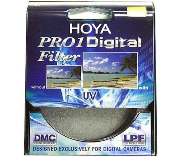 Hoya UV (O) PRO1D 58 mm - 322351 - zdjęcie 2