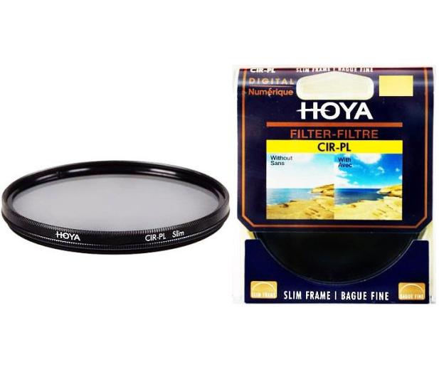 Hoya PL-CIR SLIM 58 mm - 322369 - zdjęcie