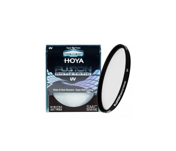 Hoya Fusion Antistatic UV 62 mm - 322360 - zdjęcie