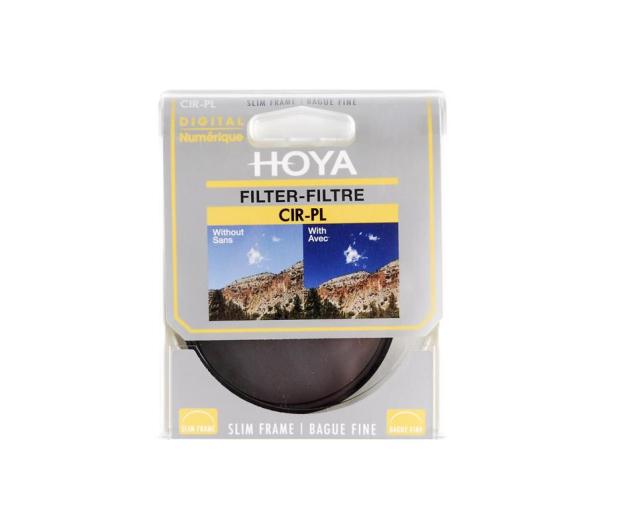 Hoya PL-CIR SLIM 62 mm - 322370 - zdjęcie