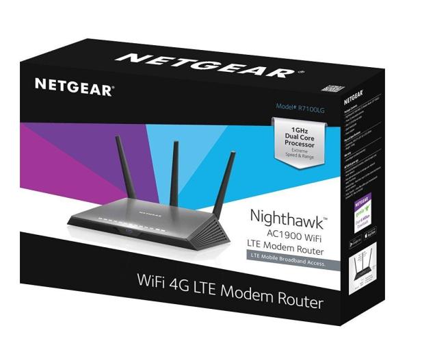 Netgear R7100LG 1900Mbps a/b/g/n/ac 3G/4G (LTE) 4xLAN - 322241 - zdjęcie 6