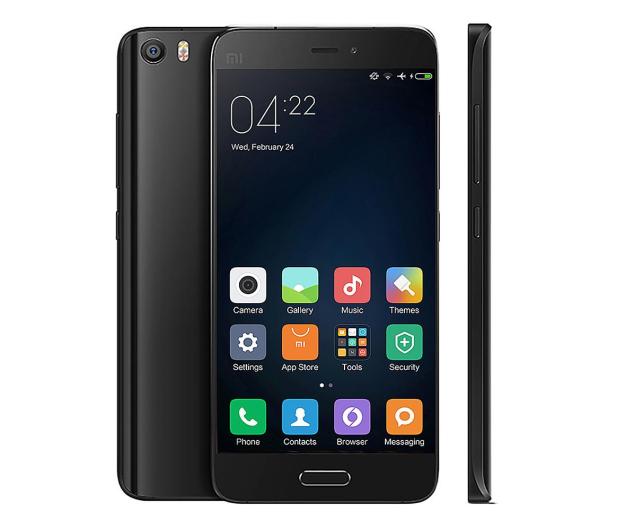 Xiaomi Mi 5 32GB Dual SIM LTE Glass Black - 321949 - zdjęcie