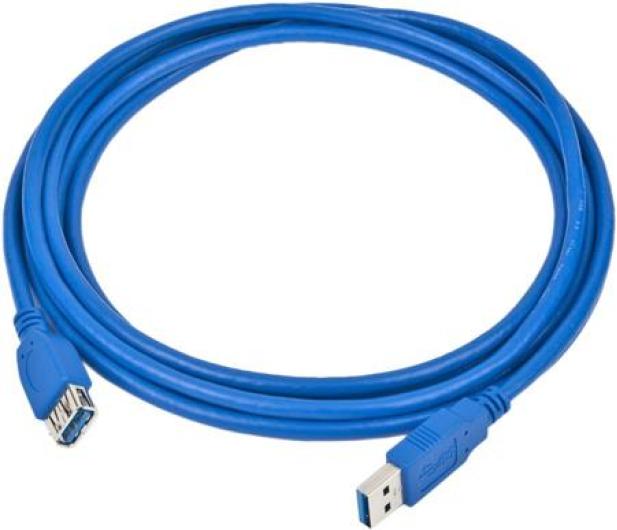 Gembird Przedłużacz USB 3.0 - USB 1,8m - 65273 - zdjęcie