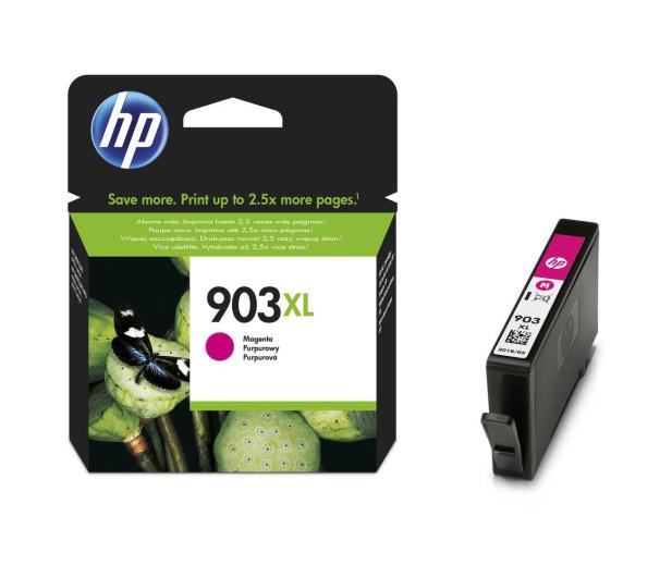 HP 903xl magenta 825 str. - 307888 - zdjęcie