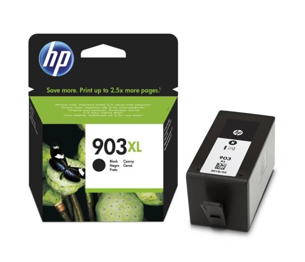 HP 903xl black 825 str. - 307886 - zdjęcie