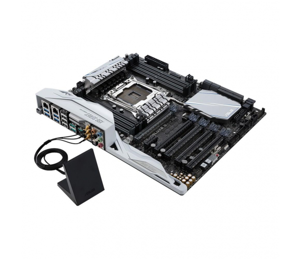 ASUS X99-DELUXE II (5xPCI-E DDR4) - 314172 - zdjęcie