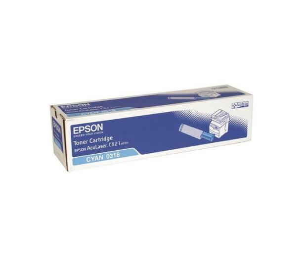Epson C13S050318 cyan 5000str. - 26902 - zdjęcie