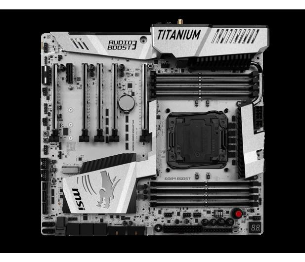 MSI X99A XPOWER GAMING TITANIUM (X99 5xPCI-E DDR4) - 319661 - zdjęcie 4