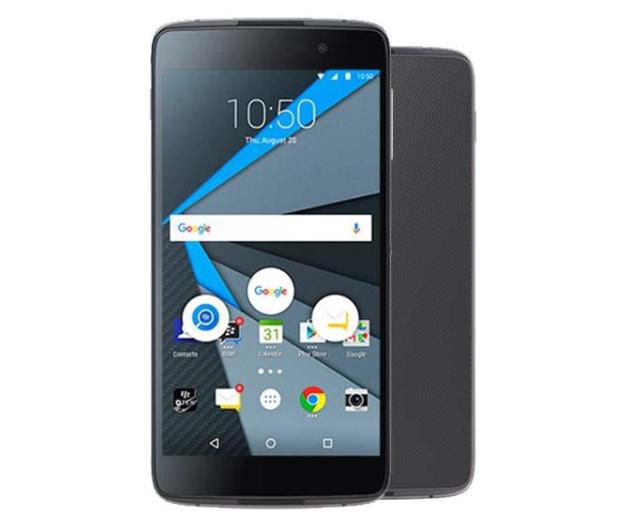 BlackBerry DTEK50 16GB czarny - 320244 - zdjęcie 2