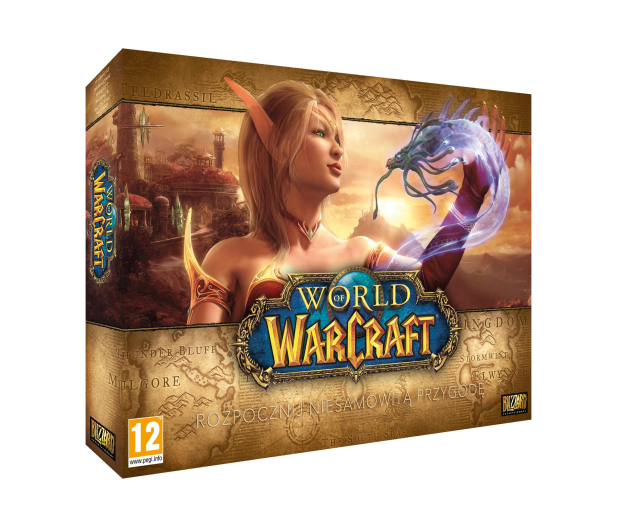 PC World of Warcraft 5.0 - 322151 - zdjęcie 2