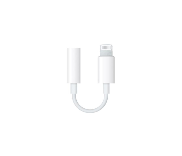 Apple Adapter Lightning - Jack 3.5 mm  - 325701 - zdjęcie 2