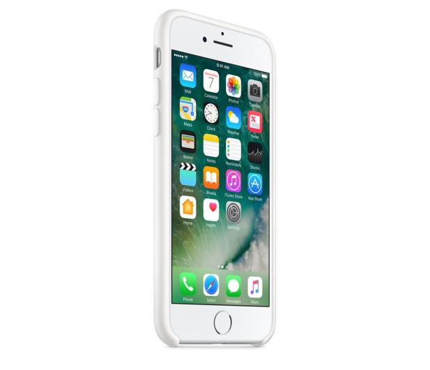 Apple Silicone Case do iPhone 7/8 White - 325687 - zdjęcie 2