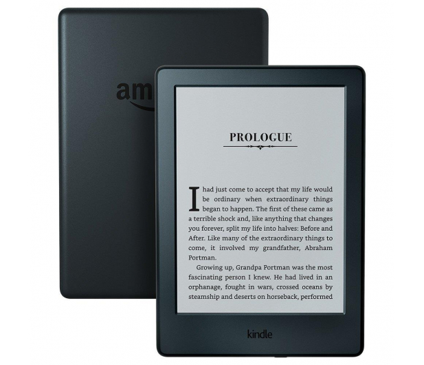 Amazon Kindle Touch 8 2016 special offer czarny - 325786 - zdjęcie