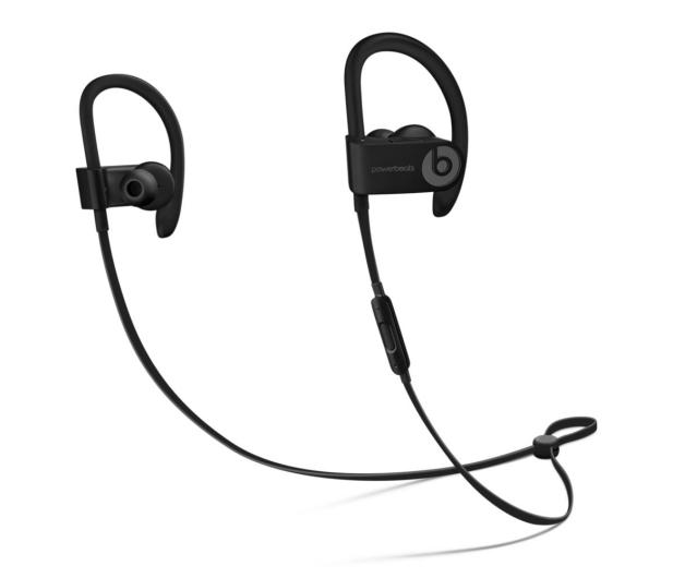 Apple Powerbeats3 Wireless czarne - 325817 - zdjęcie
