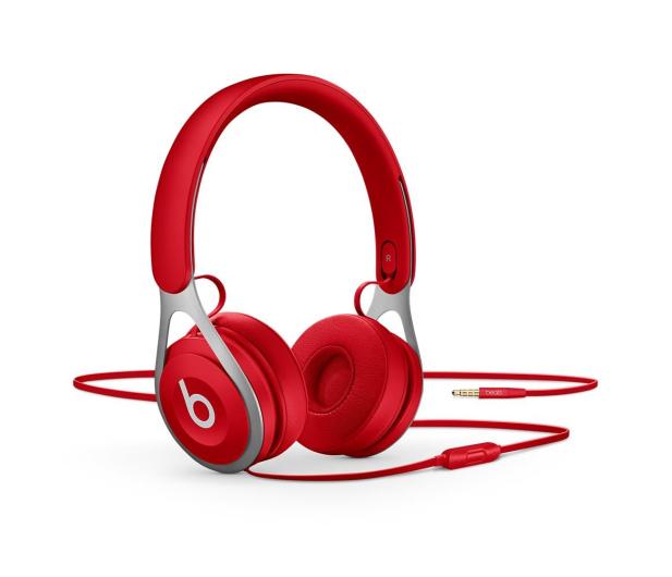 Apple Beats EP On-Ear czerwone - 325821 - zdjęcie