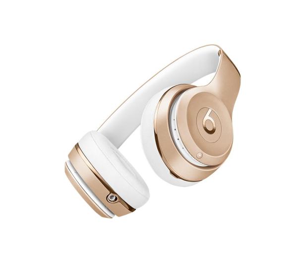 Apple Beats Solo3 Wireless On-Ear złote - 325829 - zdjęcie 6