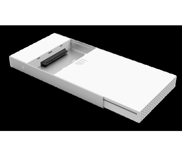 """Unitek Obudowa do dysku 2.5"""" (USB-C, srebrny) - 326061 - zdjęcie 2"""