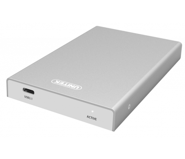 """Unitek Obudowa do dysku 2,5"""" USB C USB 3.1 - 326061 - zdjęcie"""