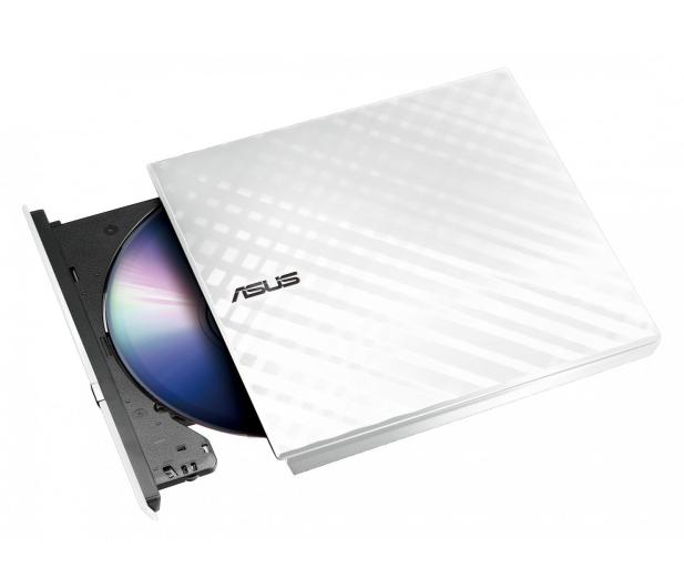 ASUS SDRW-08D2S-U Slim USB biały BOX - 82104 - zdjęcie