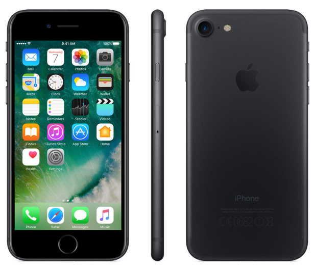Apple iPhone 7 32GB Black - 324807 - zdjęcie 3