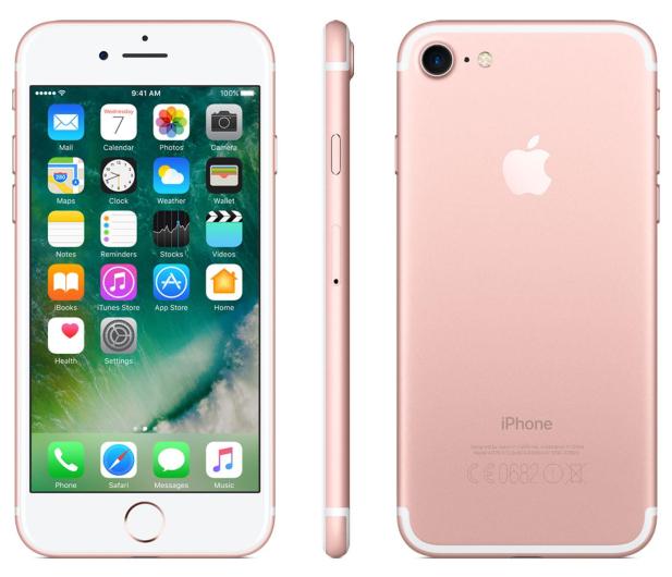 Apple iPhone 7 32GB Rose Gold - 324783 - zdjęcie 2