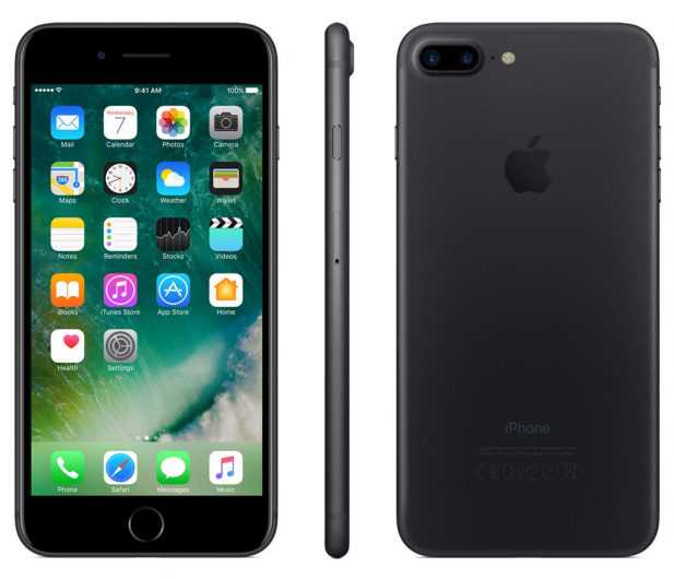 Apple iPhone 7 Plus 32GB Black  - 324787 - zdjęcie 2