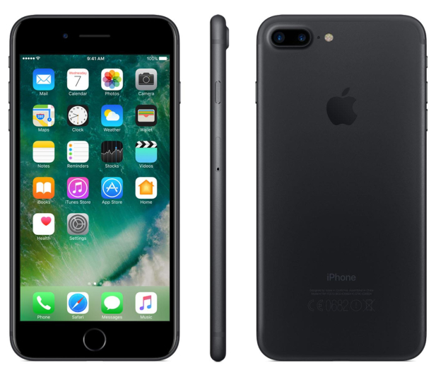 Apple iPhone 7 Plus 128GB Black - 324768 - zdjęcie 2