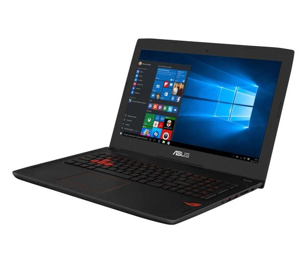 ASUS ROG Strix GL502VM i7-6700HQ/12GB/1TB/Win10 GTX1060 - 326182 - zdjęcie