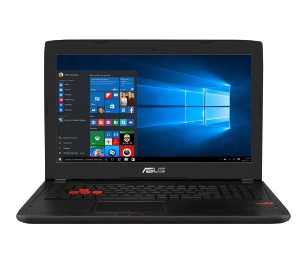 ASUS ROG Strix GL502VM i7-6700HQ/12GB/1TB/Win10 GTX1060 - 326182 - zdjęcie 2