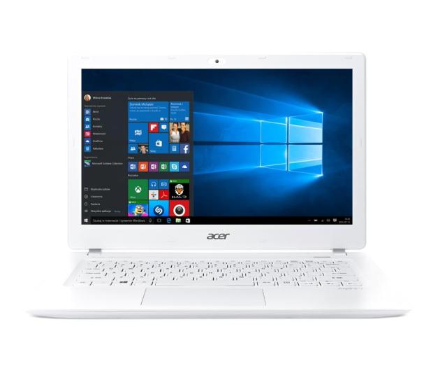 Acer V3-371 i3-5005U/4GB/500/Win10 Biały - 326550 - zdjęcie 2