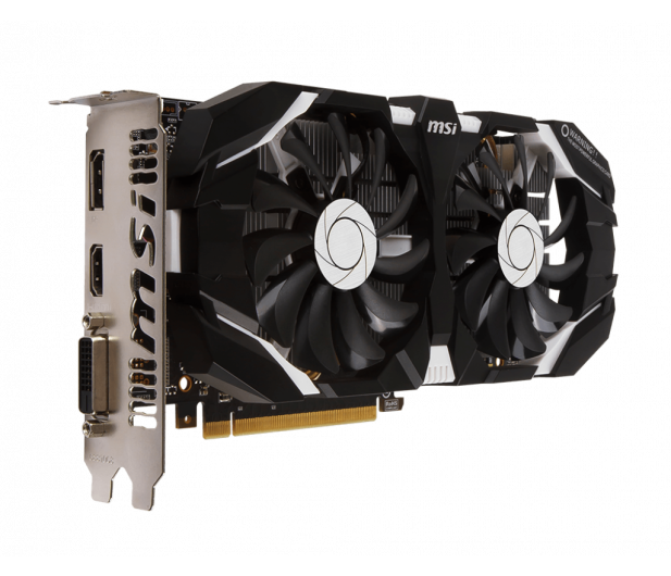 MSI GeForce GTX 1060 3GT OC 3GB GDDR5 - 323674 - zdjęcie 2