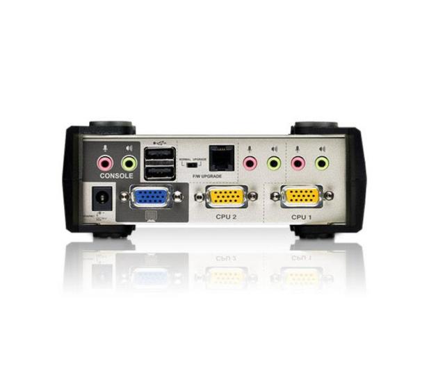 ATEN CS1732AC-AT USB + VGA + audio (2 komputery) - 29898 - zdjęcie 3