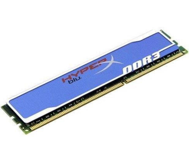 Kingston 4096MB 1600MHz HyperX Blue CL9 - 69098 - zdjęcie