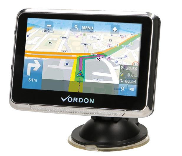 Vordon Vordon 4 5 Mapy Europy Nawigacje Samochodowe Sklep